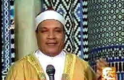 المبتهل والمنشد الدينى الراحل محمد الحملى