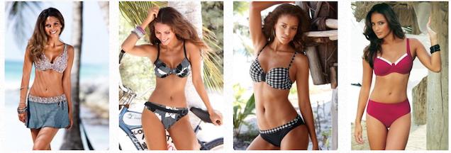 Curvy Bikini Inspiration