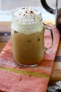 37 pumpkin recipes iced pumpkin spice coffe