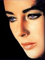 """Liz, en """" Reflejos en un ojo dorado """""""
