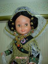 Nancy Charra,la última en mi colección