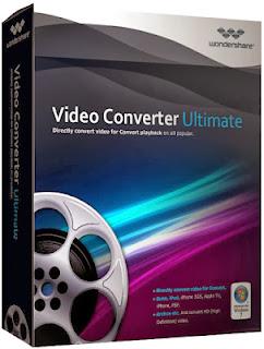 تحميل برنامج تحويل صيغ الفيديو Wondershare Video Converter Ultimate مجانا