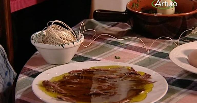 Ricette tv salsa verde con acciughe e cestini di - Pronto in tavola alice ...