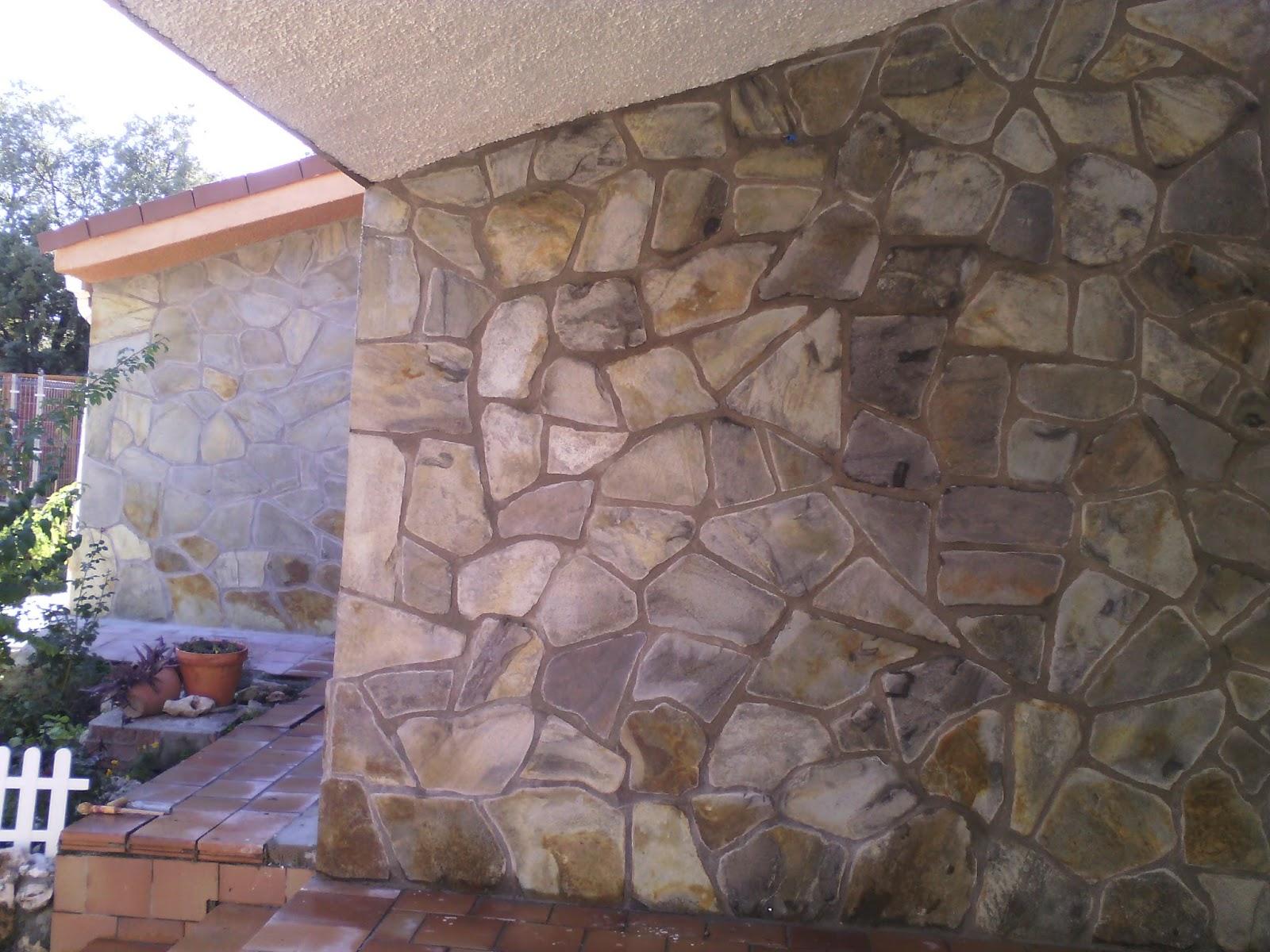 Reformas y pavimentos - Paredes de piedra natural ...