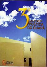 3ª Colectanea Poética do Guará  -  Brasilia  -  Brasil