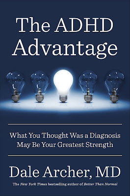 cover for book: The ADHD Advantage
