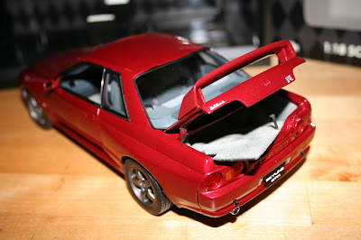 Kyosho Model Nissan Skyline Trunk Carpet
