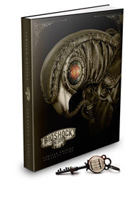 BioShock Infinite Limited Edition Guide Strategy Book - NEW - bio shock