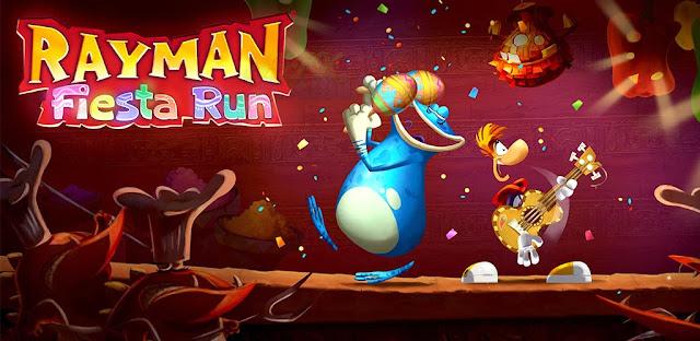 Download Rayman Fiesta Run v1.0.0 APK
