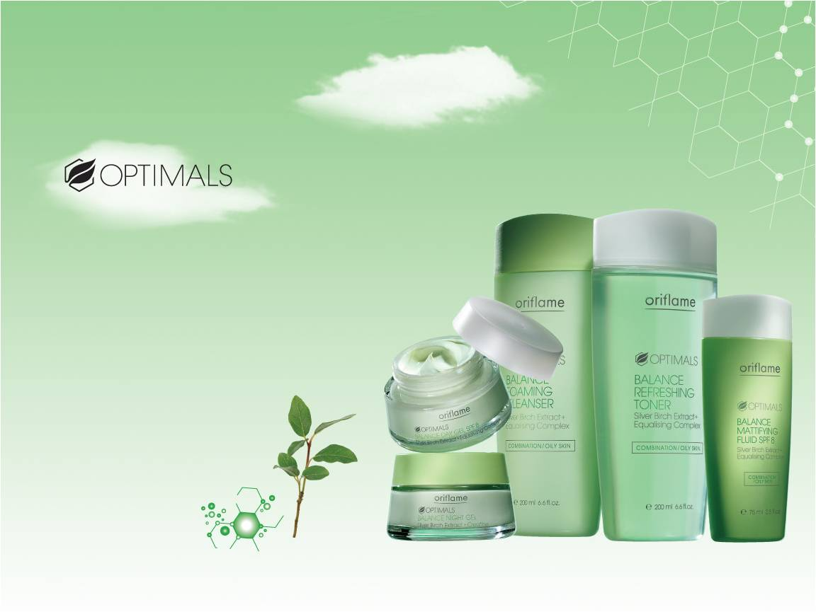 Oriflame shopping online