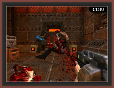 Quake 2 Screenshot