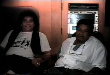 BARRERITO e o seu compositor Ronaldo Adriano