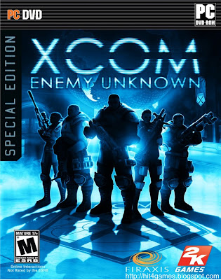 XCOM Enemy Unknown-PC