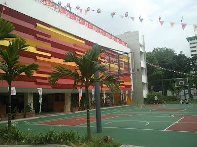 Boon Lay CC after upgrading