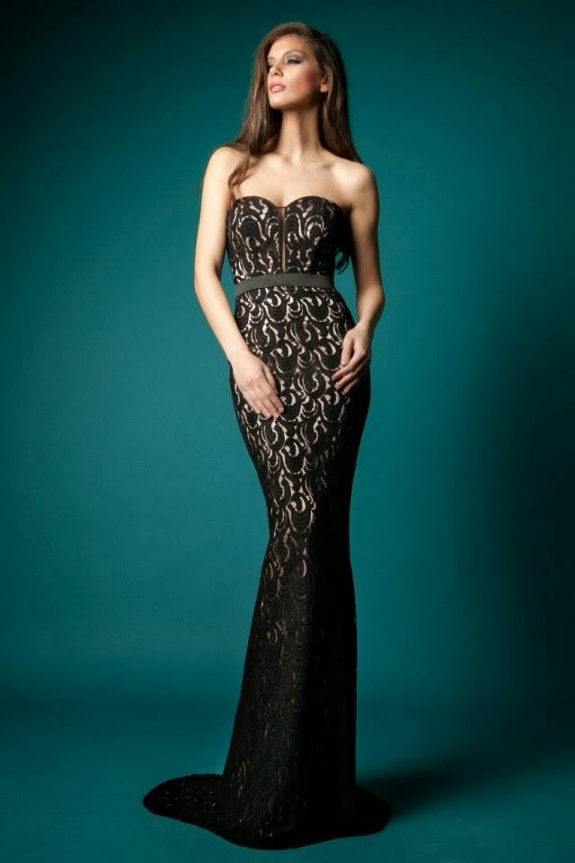 26 Increíbles Vestidos de noche