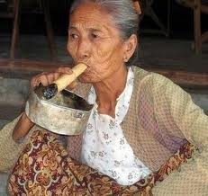Grandmother foto funia smoking. funny