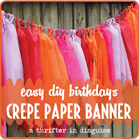 http://www.thrifterindisguise.com/2014/01/diy-crepe-paper-party-banner.html