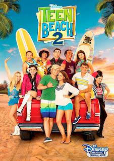 Teen Beach 2 - HDRip Dual Áudio