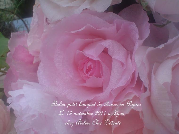 Atelier petit bouquet