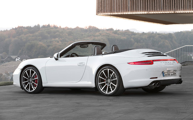 2013 Porsche 911 Carrera 4 and 4S   zedge blog informations