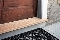 eşik, kapı eşiği