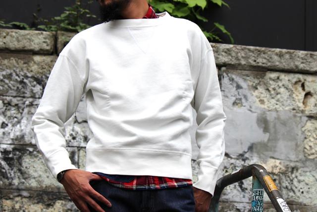 "Levi's Vintage Clothing ""1940's Crew Sweatshirt"" size M 20,952yenリーバイス ヴィンテージクロージング"