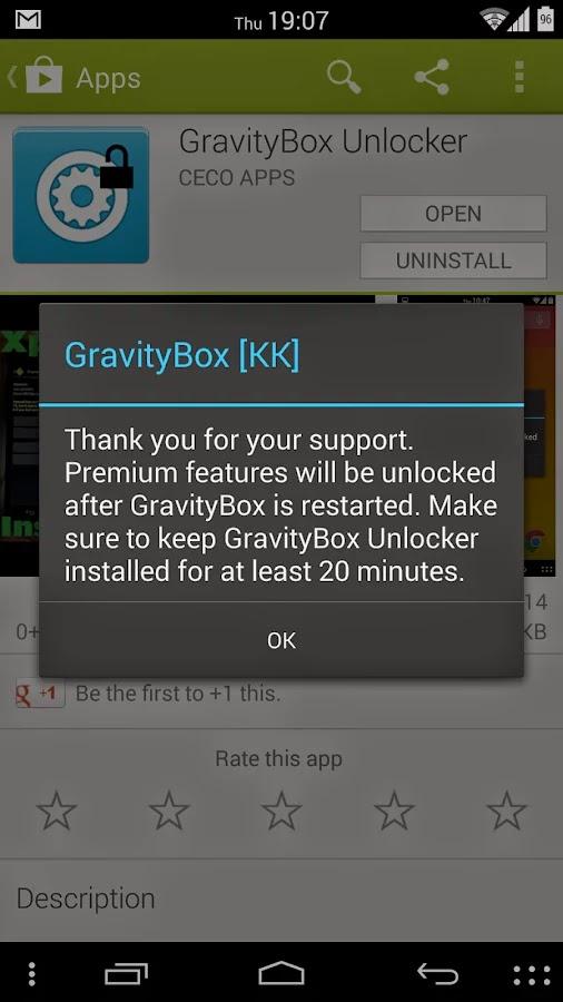 GravityBox [KK] v3.4.6 Unlocked