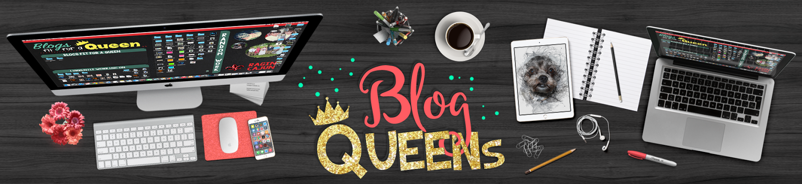 Blogs Fit for a Queen