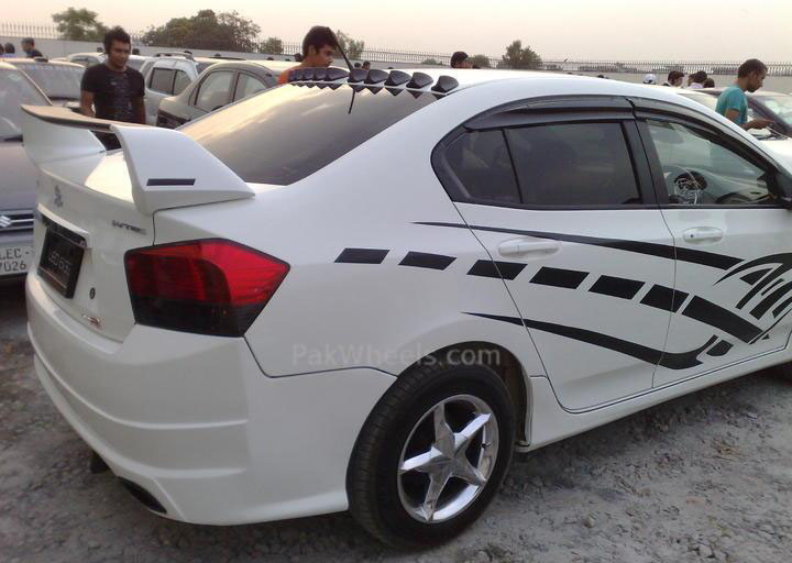 Modified Cars Modified Honda City