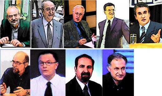 Έλληνες πολιτικοί στον κόσμο της scientology