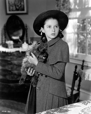 Terry, now billed as Toto with Virginia Weidler in Bad Little Angel (1939)