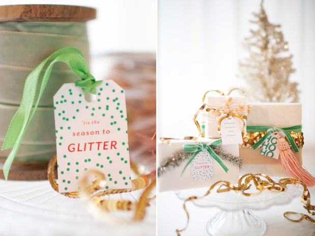 diy: pacchettini, etichette, biglietti... christmas time!!