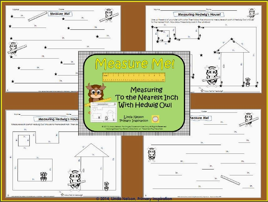 http://www.teacherspayteachers.com/Product/Measure-Me-Measurement-to-the-Nearest-Inch-1219749