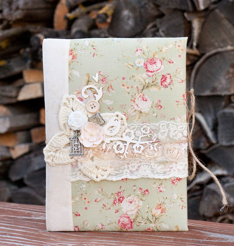 Ручная работа Кокоревой Анны, блокнот ручной работы, handmade