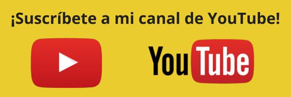 !Suscribete A Mi Canal!