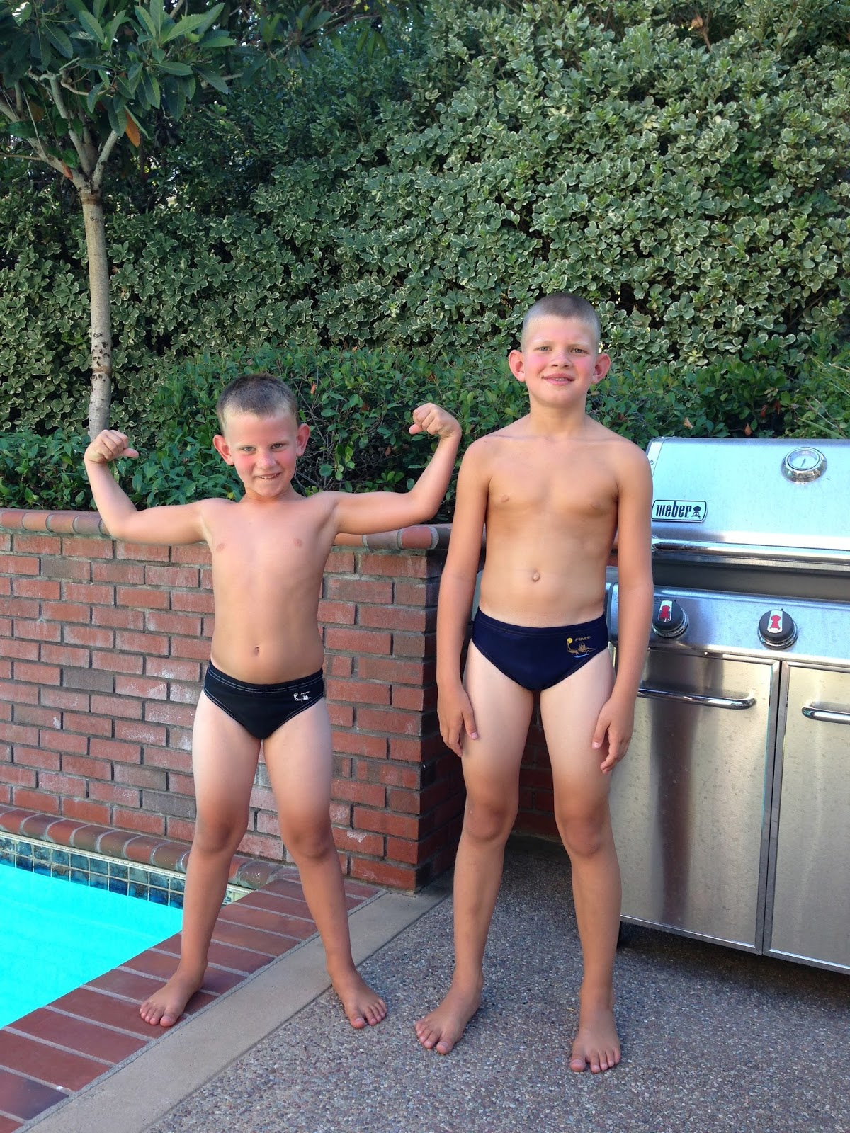 More than a mom: August 2013speedo boy