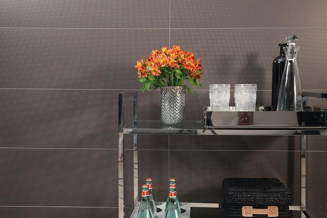 Cerâmica Portinari lançamentos 2016 - Porcelanato Carbon DGR