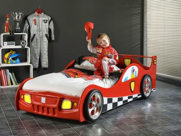 Cama infantil carro dicas para decorar o quarto infantil - Camas infantiles de cars ...