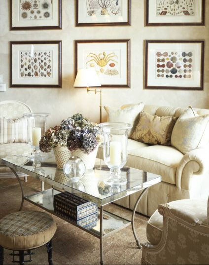 Color outside the lines small living room decorating ideas for Small living room design ideas