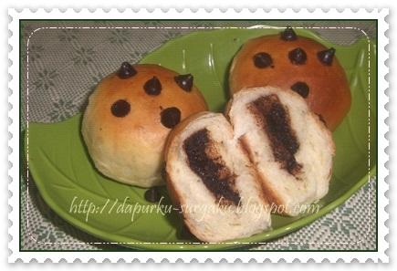 Resep Roti Manis, Roti Coklat Kacang