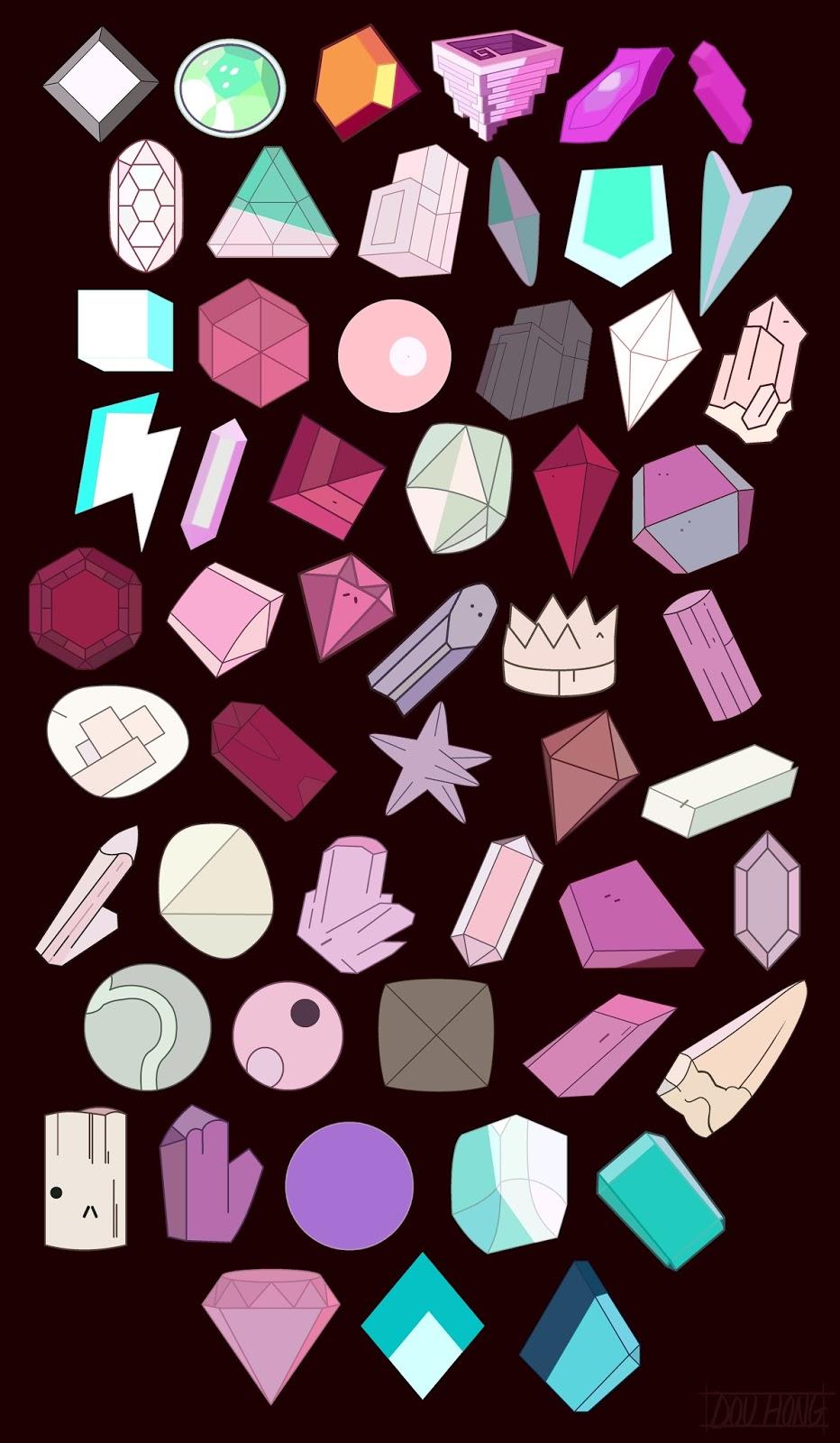 Dou Hong: Steven Universe Reference: Gemstones