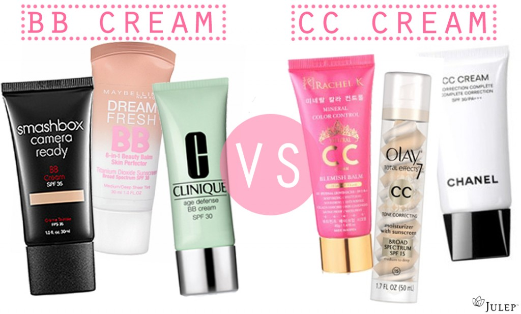 bb creams vs cc creams