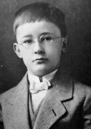heinrich himmler 1907