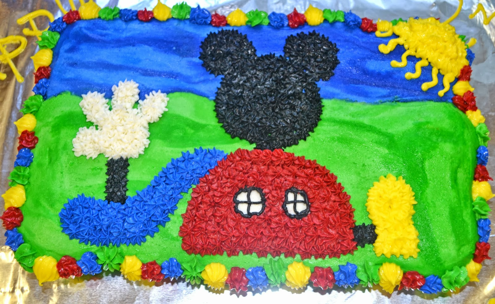 Affordable Cakes By Tiffany Mickey Mouse Clubhouse Cupcake Cake