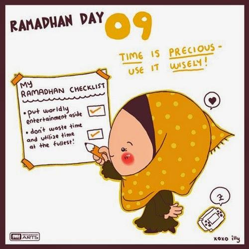 KARTUN MOTIVASI ISLAMI