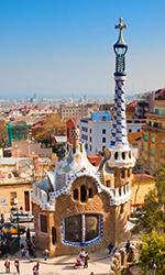 KIconcerts: Barcelona, Spain - Park Güell