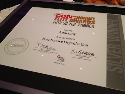 CDN Channel Elite Award