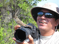 Harry Jimenez with Flycatcher