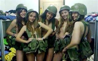 foto bugil tentara wanita israel-1
