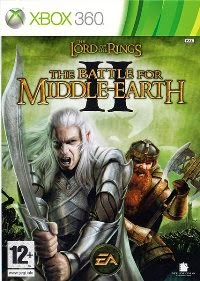 Lord of the Rings Battle for Middle Earth II – XBox 360